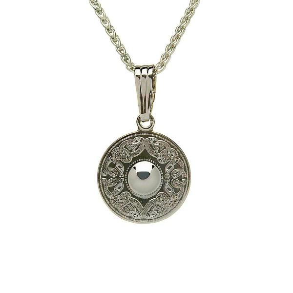 Keltische Kette Silber Celtic Warrior klein