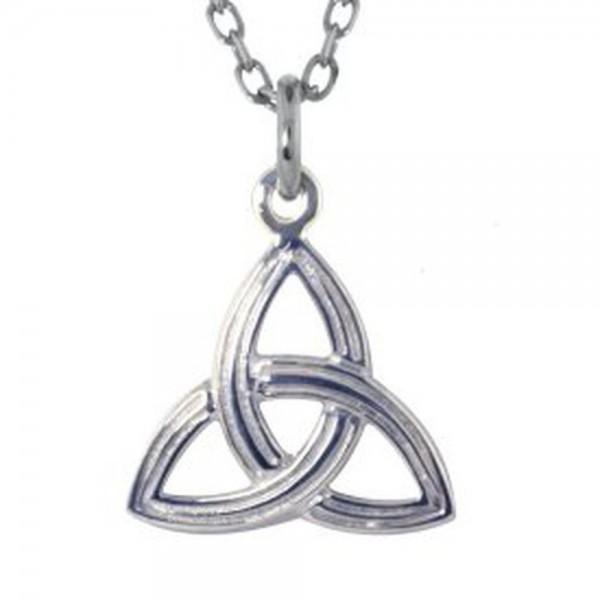 Keltischer Anhänger Trinity Knot