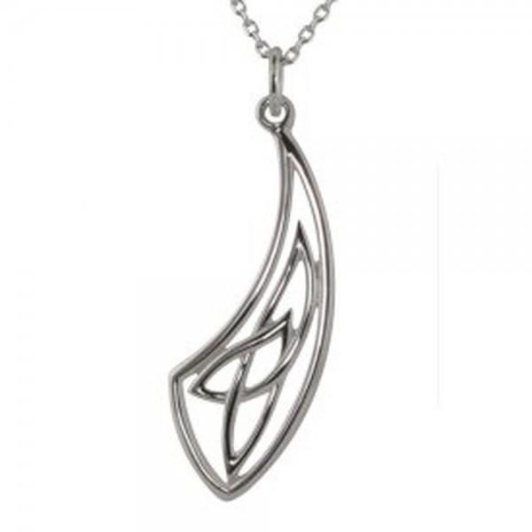Anhänger keltischer Knoten Silber 925