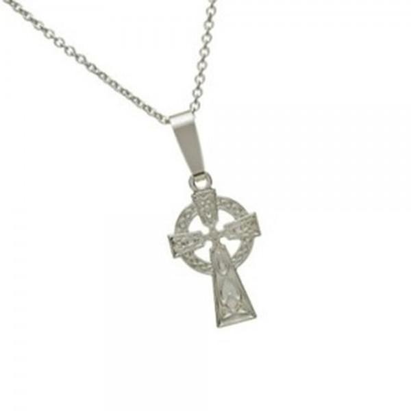 Keltisches Kreuz Silber 925 klein