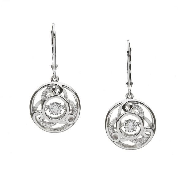 Ohrringe Keltische Knoten Damsha Kollektion