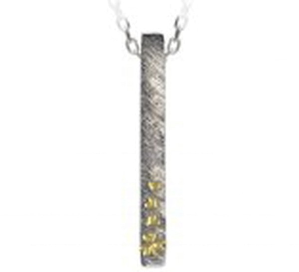 Irischer Schmuck Keltischer Anhänger Kleeblatt Layer in Sterling Silber