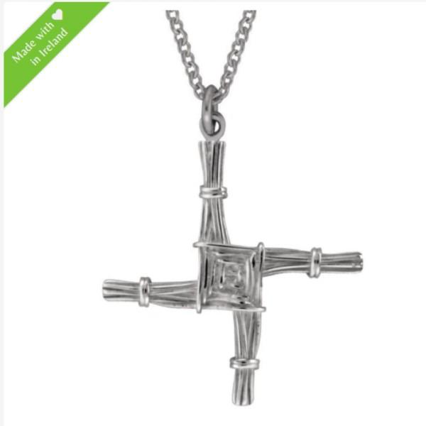 Traditionelles doppelseitiges St. Brigid Kreuz