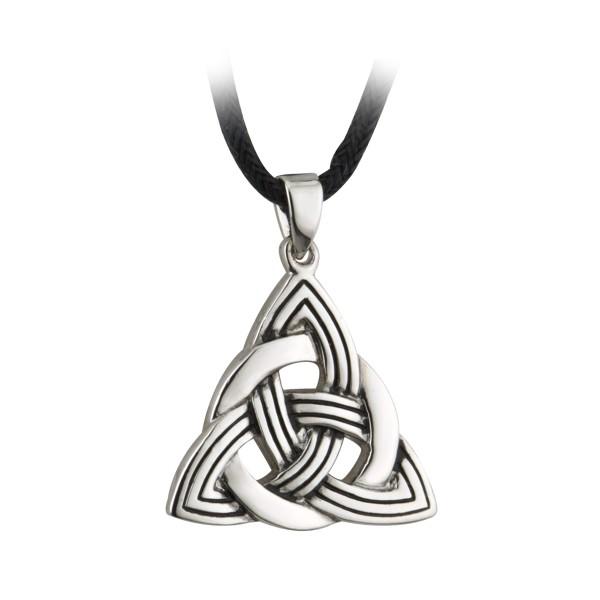 Anhänger Trinity Knot Pewter Stil  Tara Kollektion