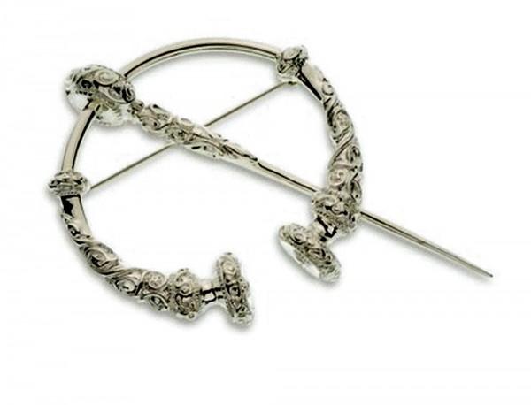 Silber 925 Traditionelle Reproduktion der Tara Brosche