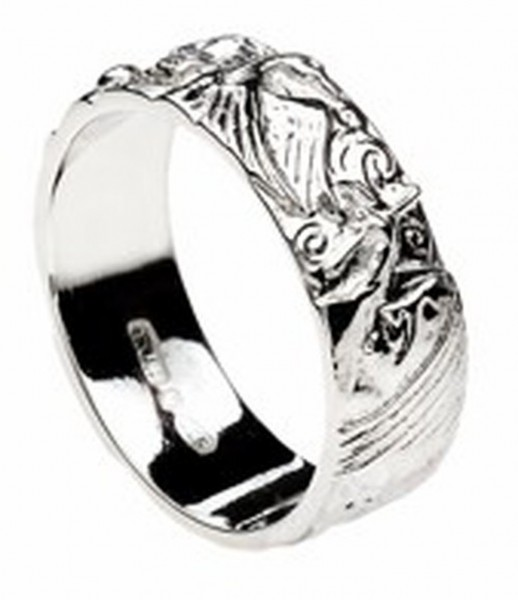 "Irischer Ring Silber ""Children of LIR"" Kollektion"