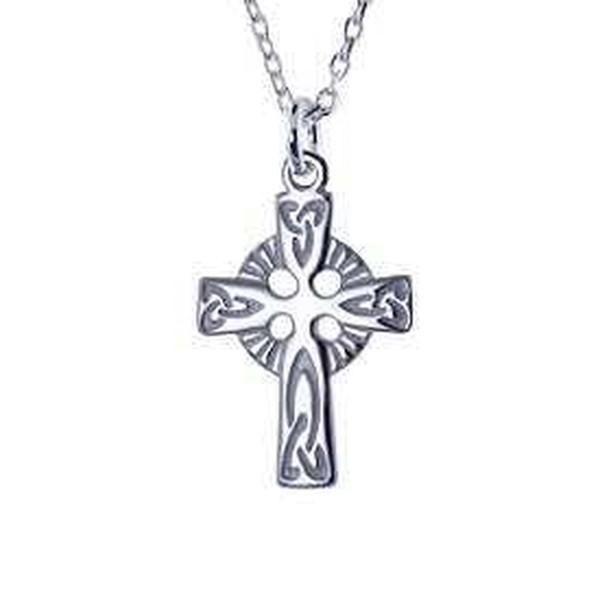 Kleines keltisches Kreuz