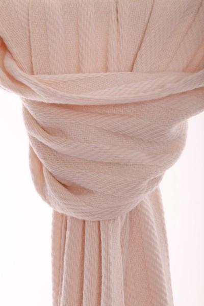 Handgewebter Schal Winter