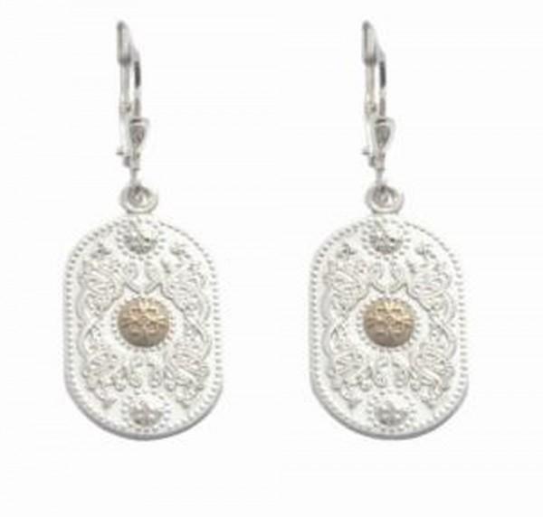 Keltisches Ohrringe Silber Arda Kollektion