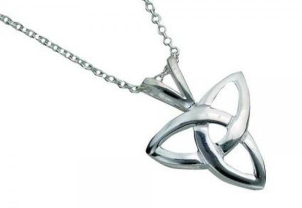 Irische Kette Trinity Knot