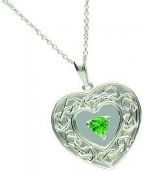 """Irischer Anhänger """"Ich liebe Dich"""" Silber 925"""